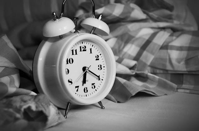 Tiga Langkah Tidur Kembali Setelah Terbangun Pada Tengah Malam