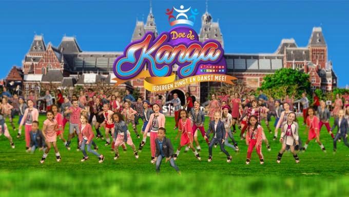 De megaman kinderen voor kinderen levert opnieuw thema koningsspelen - Doe de toegangsgalerij opnieuw ...
