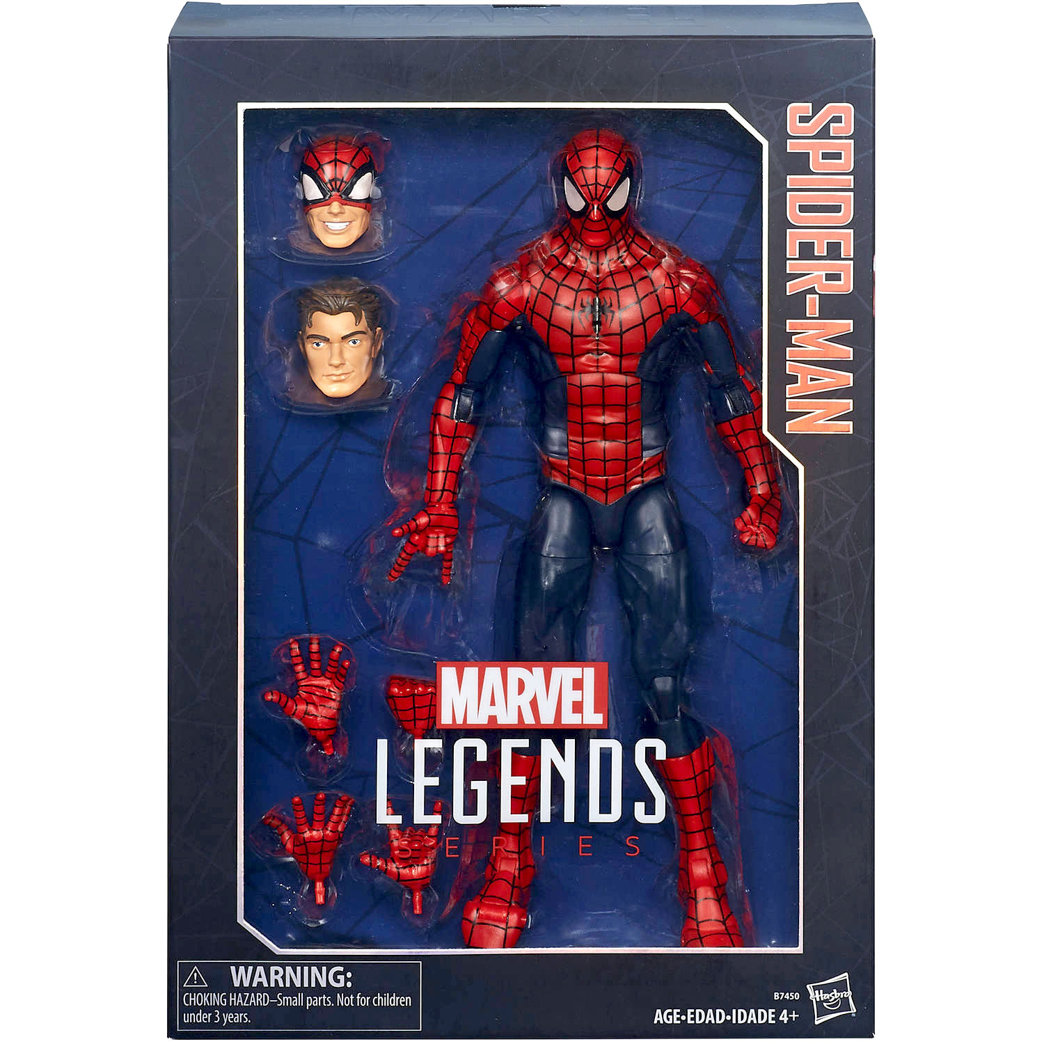 Infinite Earths New Images Of 12 Quot Marvel Legends Spider