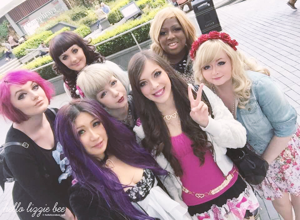 uk gyaru meet in birmingham