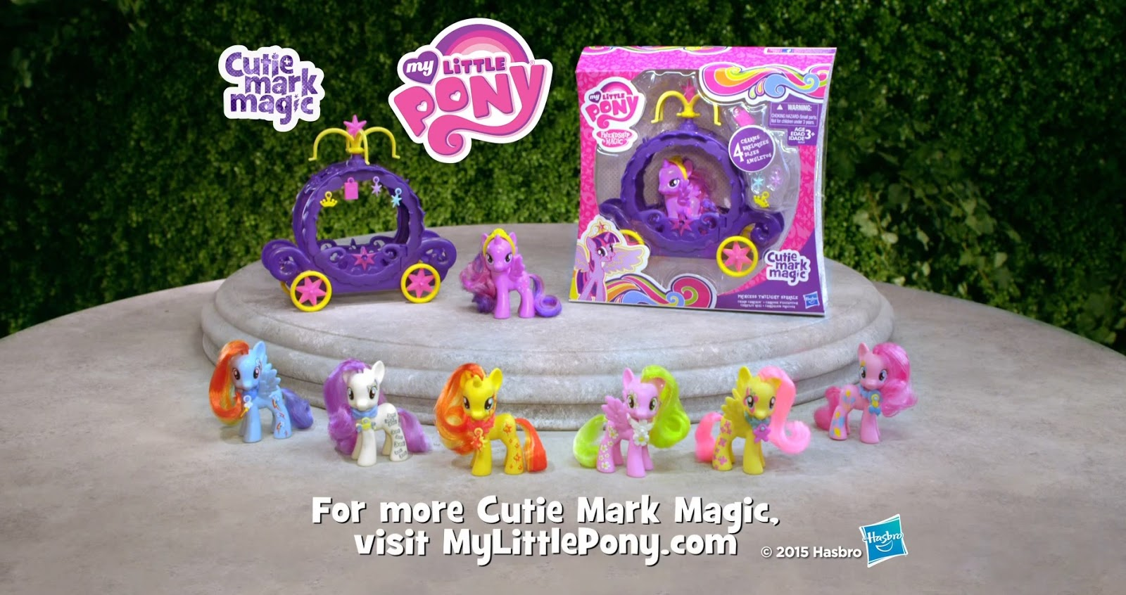 MLP Cutie Mark Magic Commercial