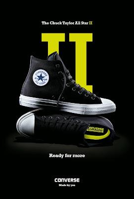 Converse Chuck Taylor All Star II en #TiendaFitzrovia