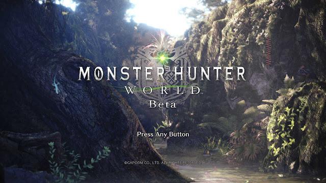 Capcom Hadirkan Versi Beta dari Game Monster Hunter Capcom Hadirkan Versi Beta dari Game Monster Hunter: World, Mari Coba!