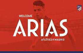 Atletico Madrid sign Colombia World Cup defender Santiago Arias