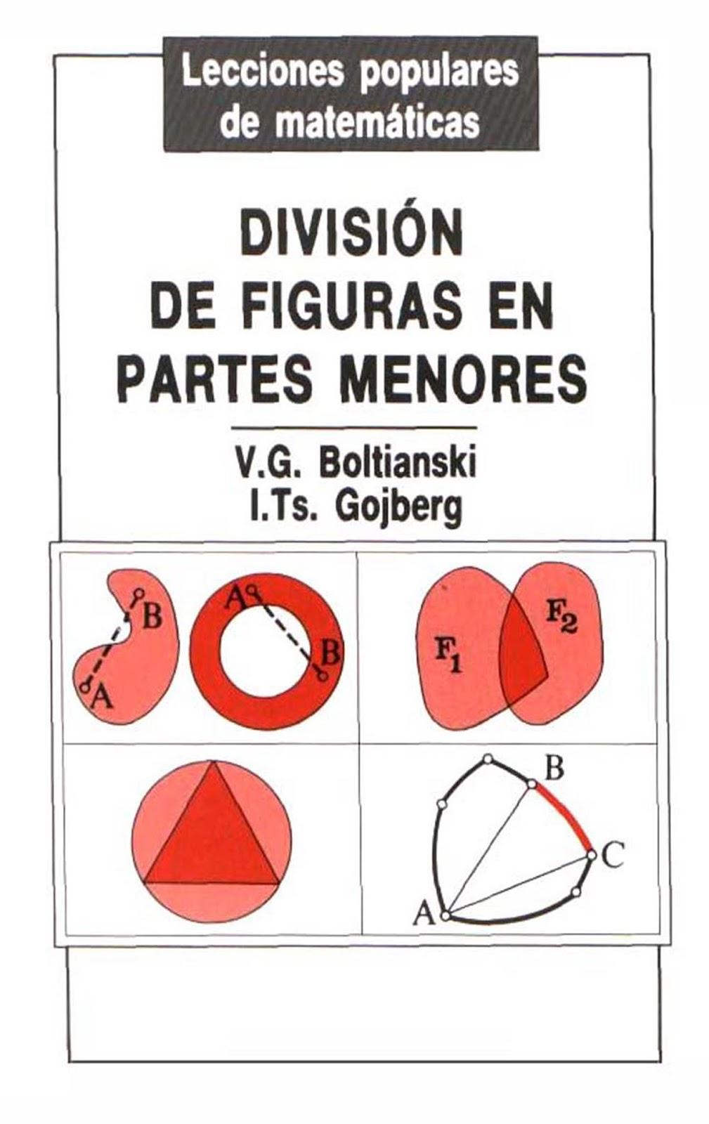 División de figuras en partes menores – V. G. Boltianski
