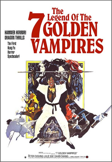 Golden Vampires, Roy Ward Baker Vampire films, Horror films, Vampire movies, Horror movies, blood movies, Dark movies, Scary movies, Ghost movies