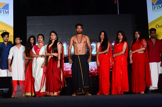Culture theme at NAMAN's Fashion Fiesta