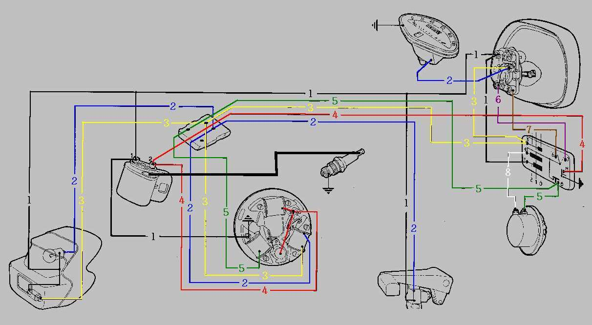 Superb Vespa Wiring Schematic Basic Electronics Wiring Diagram Wiring Cloud Inamadienstapotheekhoekschewaardnl