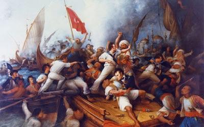 الجهاد البحري الجزائري وفرض الإتاوات على السفن الأوروبية، هل يُعتبر قرصنة؟