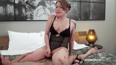 Transexjapan – Rui Matsushita Blow Job And Sumata Cock To Cock