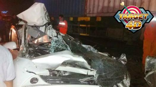 Kecelakaan beruntun terjadi di Tol Cipularang