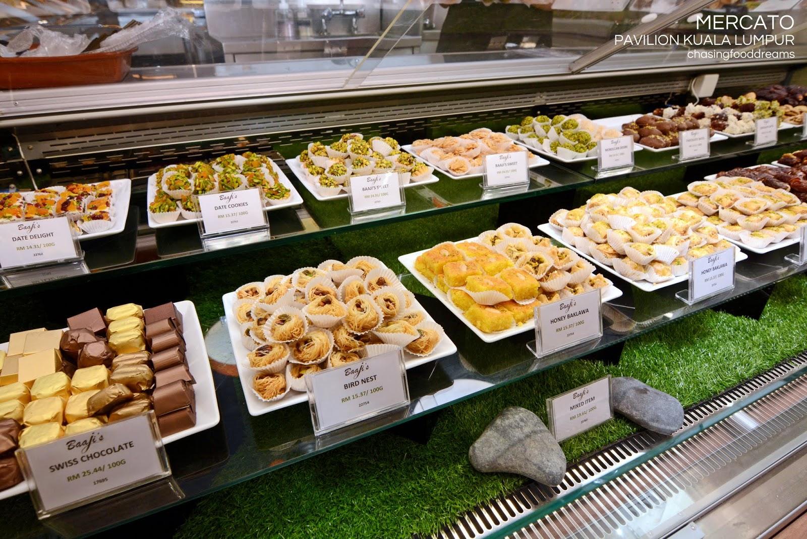 Chasing Food Dreams The All New Mercato Pavilion Kuala Lumpur