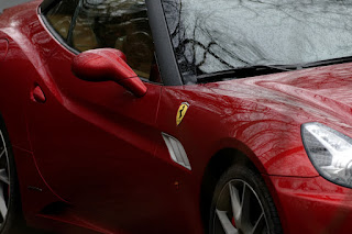 Design Ferrari California