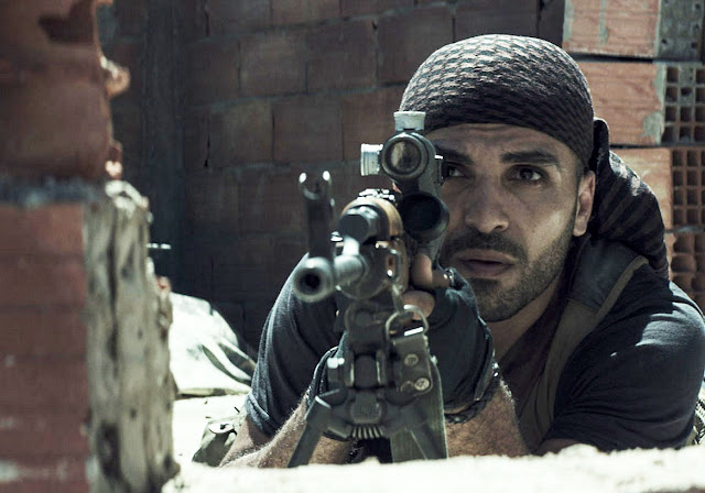 Sammy Sheikh as Mustafa in American Sniper