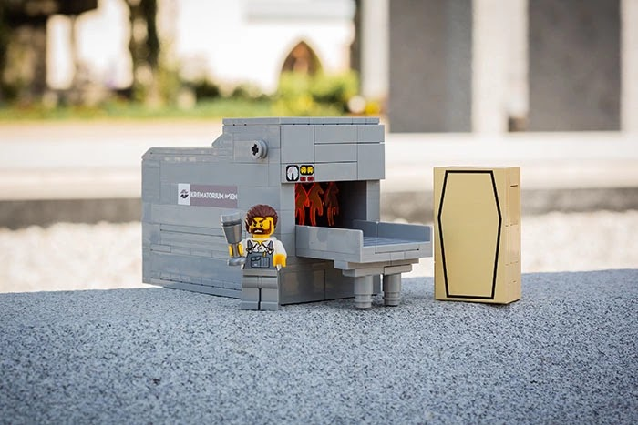 LEGO Funeral Set Aims To Prepare Children For The Concept Of Death