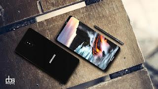 Tải bộ hình nền của Galaxy Note 8 mới ra mắt