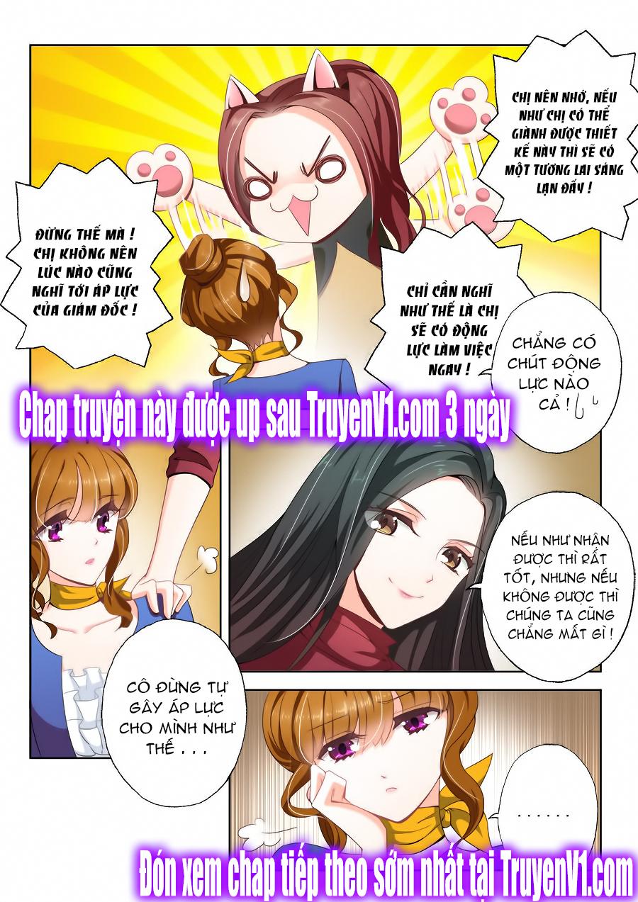 Hào Môn Thiên Giới Tiền Thê chap 7 - Trang 9