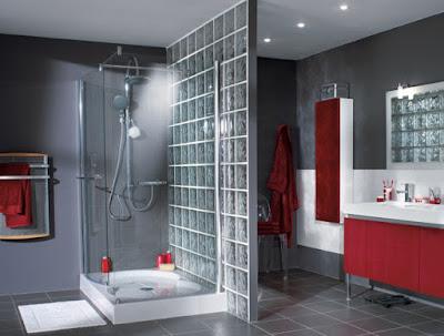 Lựa chọn gạch ốp lát cho phòng tắm