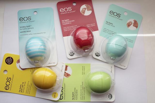 Czy warto kupić EOS? Wygraj jeden z balsamów!