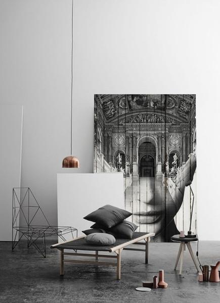 moderni Umeni v interieru