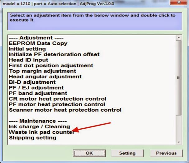 Sebagai pengguna yang selalu aktif memakai komputer Cara Terlengkap Memperbaiki Epson L210, L110, L350 Dan L355 Lampu Indikator Berkedip (Blinking)