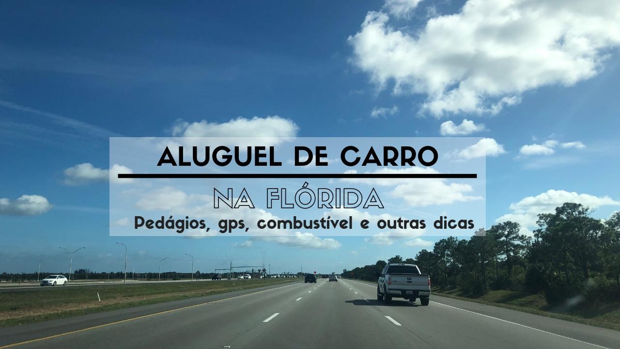 Aluguel e Carro na Florida