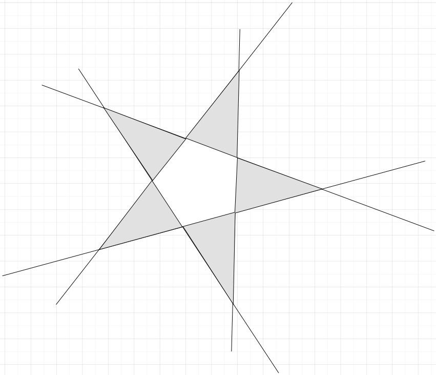 sketchyTech: Swift: Stars in our paths (Regular Polygons