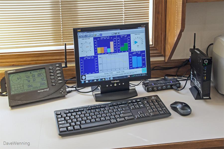South Fidalgo Island Weather Station