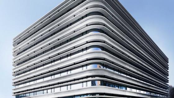 Referenz: Bürogebäude / Gewerbegebäude, Zürich