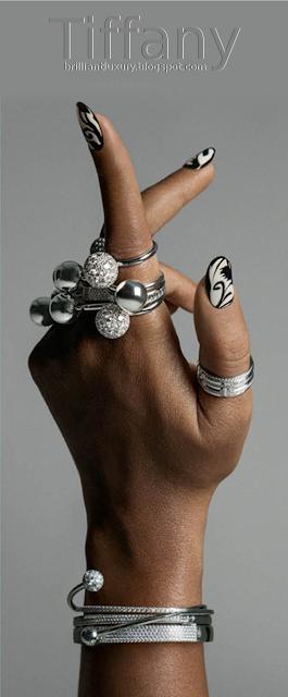 Brilliant Luxury ♦ Tiffany high jewelry
