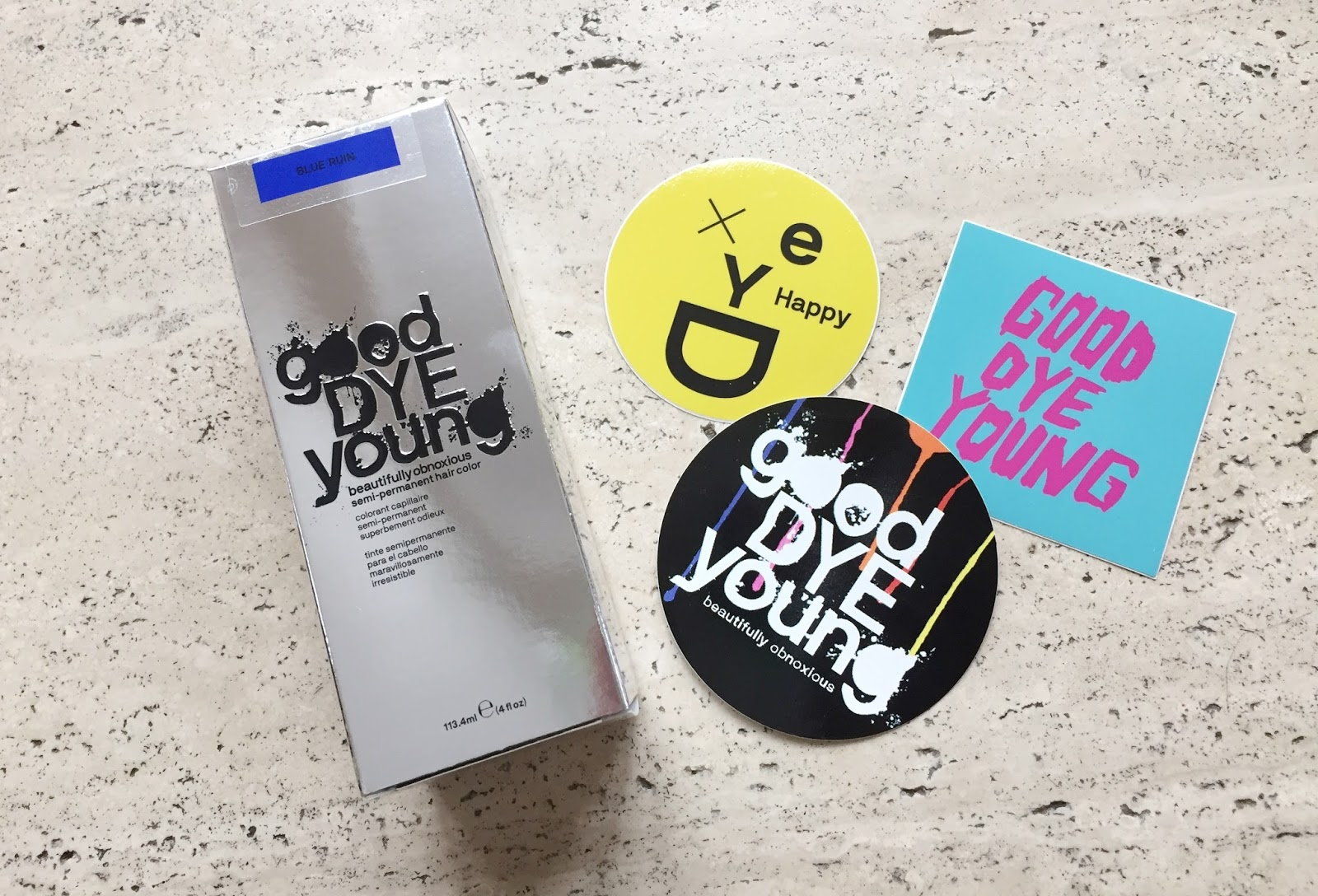 Review Gooddyeyoung Hair Color Updated Poppyseeder Beauty