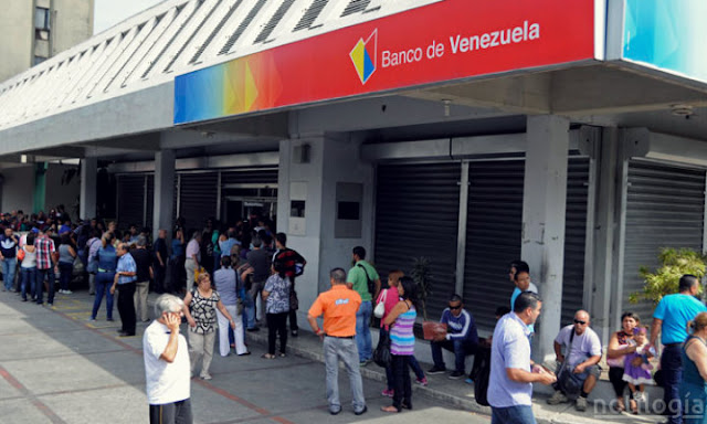 Cientos de quejas de estafas y clonación invaden al Banco de Venezuela
