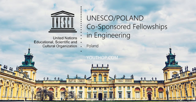 UNESCO/POLAND Co-Sponsored Fellowships Programme, 2017