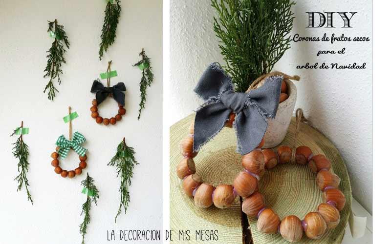 Diy adornos handmade para el rbol de navidad for Adornos navidenos para el arbol
