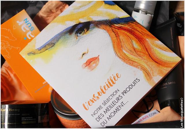 Ma Boîte à Beauté, l'ensoleillée ! - Blog beauté Les Mousquetettes©