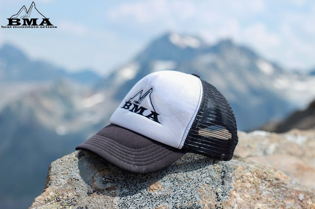 outdoor wear - bma Cap Mütze Meshcap outdoor blog