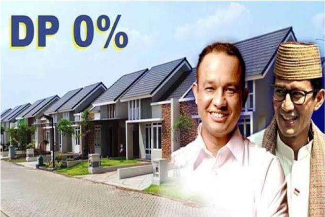 Mau Rumah DP 0 % Persen Di Jakarta  Baca Ini Informasi Terbarunya