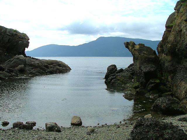 Matia Island cove #3