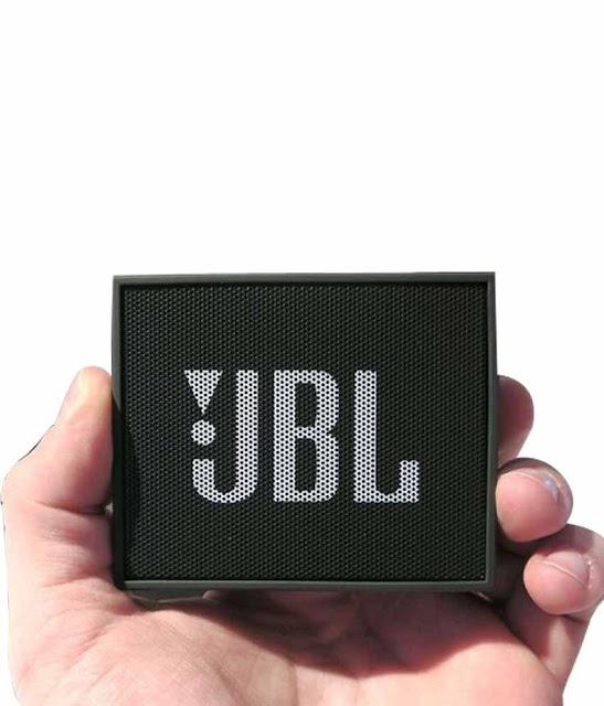 Caixa de som JBL em Los Angeles