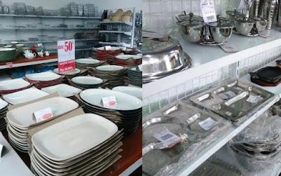 pusat belanja peralatan masak di Bandung Jawa Barat