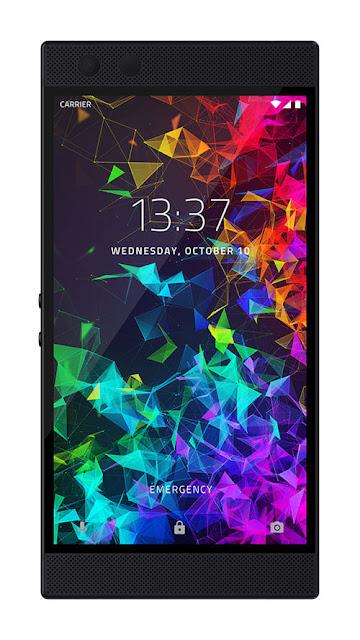 مواصفات وسعر هاتف Razer Phone 2 لمحبى الألعاب برامات 8 جيجا