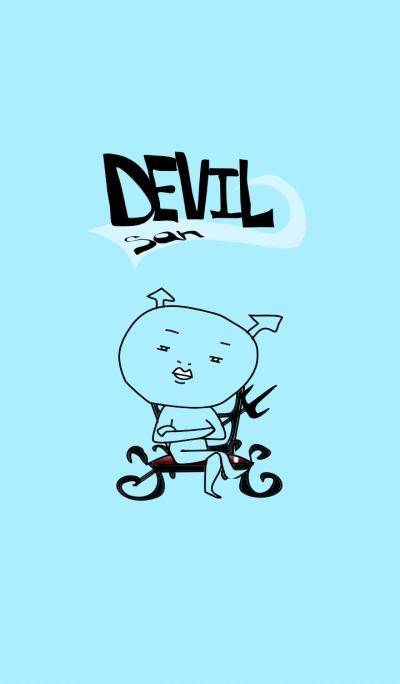 Devil-san