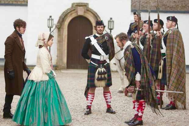 Etiquipedia queen victorias breakfast etiquette a trend for tartan and tweed was inspired across the kingdom due to queen victorias and alberts love of scotland they visited scotland repeatedly m4hsunfo