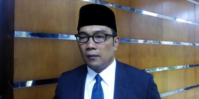 """Ridwan Kamil Bikin """"KPK"""" Versi Kota Bandung"""