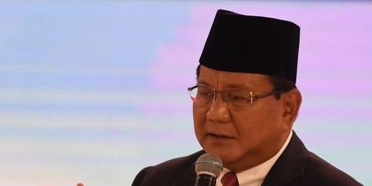 Prabowo Irit Bicara soal Demokrat Keluar dari Arena Debat