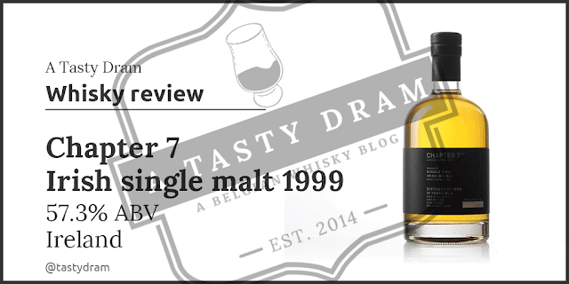 ATD whisky review - Chapter 7 Irish single malt 1999