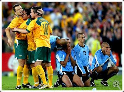 Australia Uruguay 2005