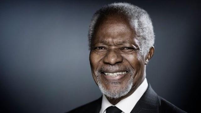 Kofi Annan: Ghana declares one-week nationwide mourning