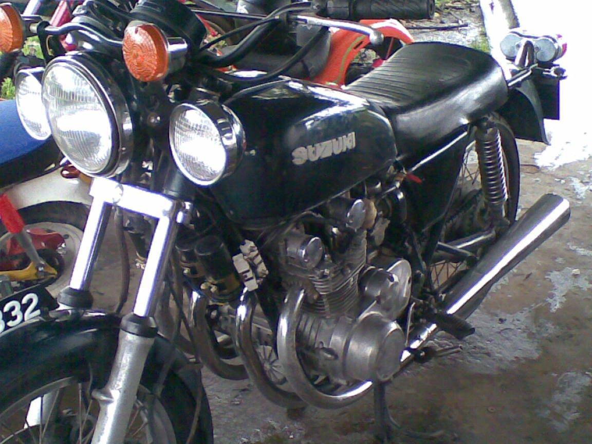 Lobong Custom Motorcycle: