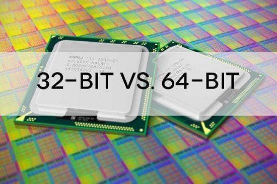 32 Bit dan 64 Bit